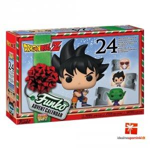 Dragon Ball  - Kalendarz adwentowy Funko POP mini figurki