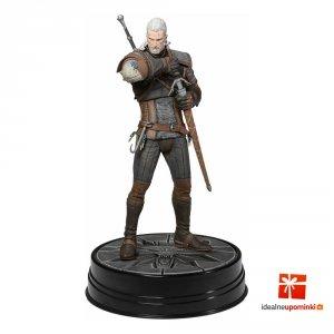 Wiedźmin - Geralt Deluxe 24 cm Heart of Stone - Witcher 3 Wild Hunt
