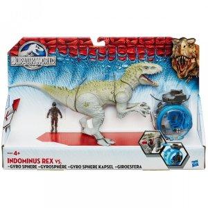 Jurassic World - Indominus Rex 30 cm vs Kula Gyro - Hasbro