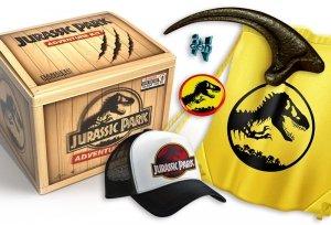 Jurassic Park - Zestaw prezentowy Adventure Kit