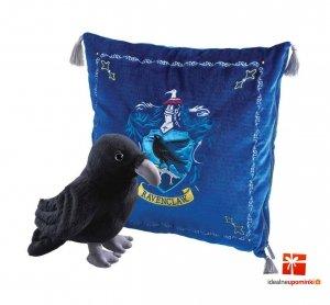 Harry Potter - Poduszka z maskotką Ravenclaw
