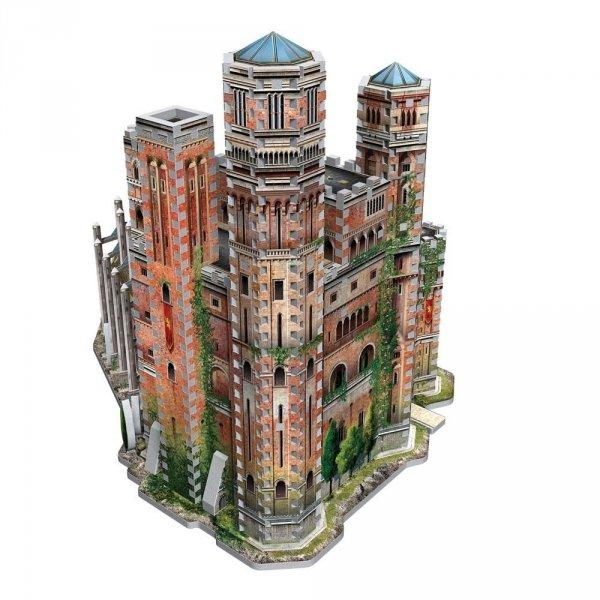 Gra o Tron - Puzzle 3D - Czerwona Twierdza 845 el.