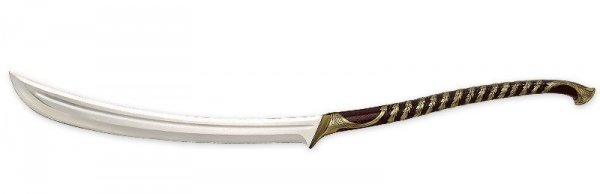 Lord of the Rings - High Elven Warrior Sword 126 cm - replica 1:1