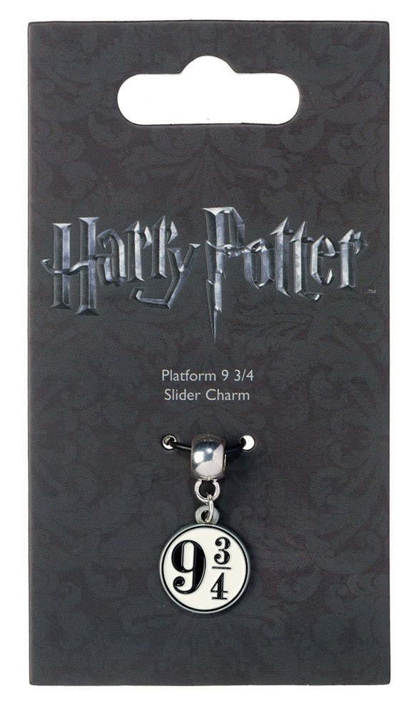Zawieszka Charm Peron 9 3/4 - Harry Potter (posrebrzany)