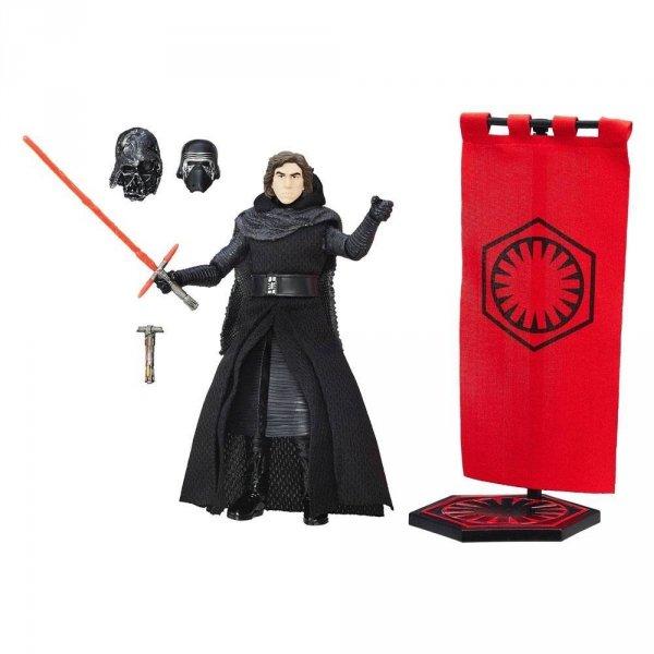 Star Wars - Episode VII Black Series Action figurka Kylo Ren 2016 Exclusive 15 cm