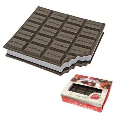 Czekoladowy notes - zapach czekolady
