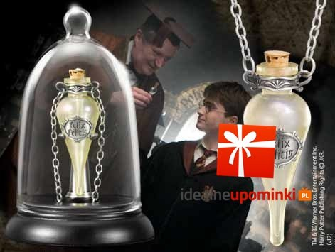 Harry Potter - Eliksir Felix Felicis wraz z ekspozycją