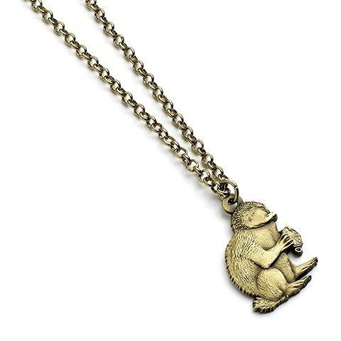 Naszyjnik z wisiorkiem Niffler Niuchacz - Fantastyczne zwierzęta