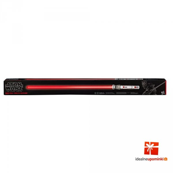 Miecz świetlny Darth Maul - Black Series Replica 1:1 Force FX Lightsaber