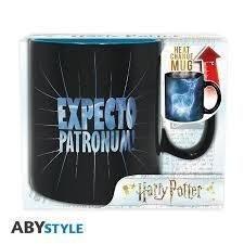 Harry Potter - Kubek termoaktywny Expecto Patronum