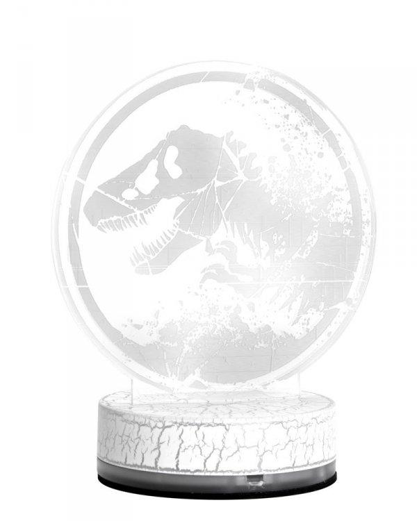 Jurassic World - Lampka nocna LED T-Rex 22 cm