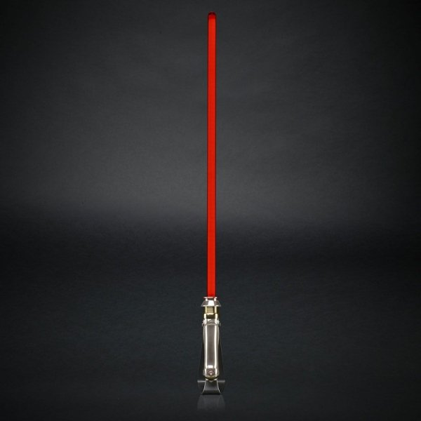 Star Wars Miecz świetlny Emperor Palpatine - Black Series Replika 1:1 Force FX Lightsaber Elite