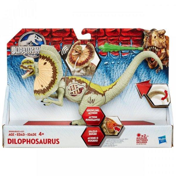 Jurassic World - Dilophosaur 20 cm - Action figures