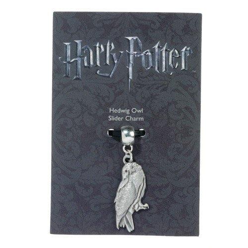Zawieszka Charm Sowa Hedwiga - Harry Potter (posrebrzane)