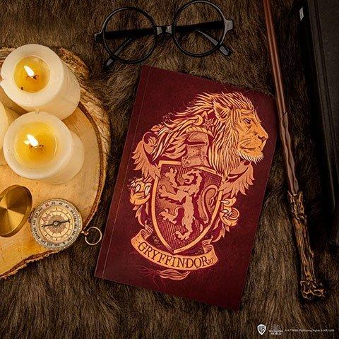 Harry Potter - Zeszyt Gryffindor 128 stron 21x15cm