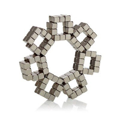 Neocube Cubic - srebrny Neocube sześcian