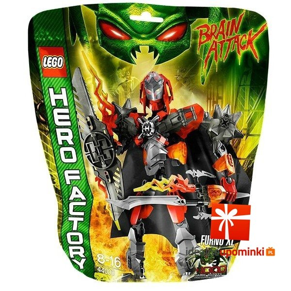 Lego Hero Factory 44000 Furno XL
