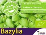 BIO Bazylia właściwa zielona Italiano Classico 0,5g