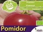 BIO Pomidor gruntowy wysoki Faworyt (Solanum lycopersicum) 0,2g