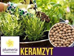 Keramzyt - drenaż, podłoże do roślin 8-16mm 2L