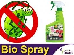 Ekologiczny spray na mszyce i inne szkodniki. COMPO BIO 750ml