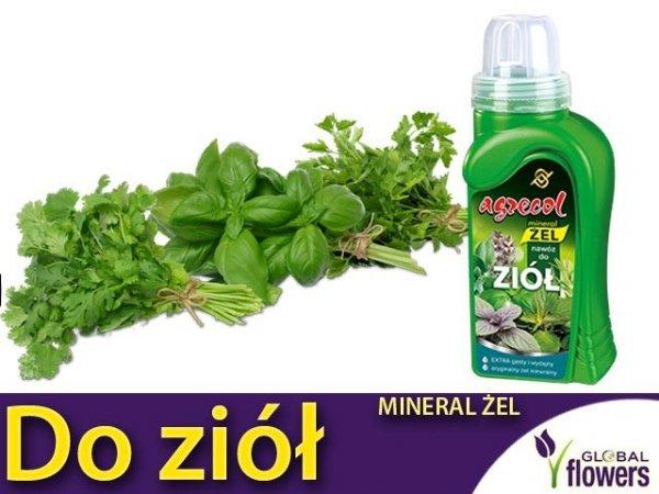 Agrecol Nawóz Mineral Żel do ziół 0,25l