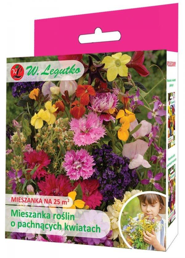 Kwiaty pachnące nasiona