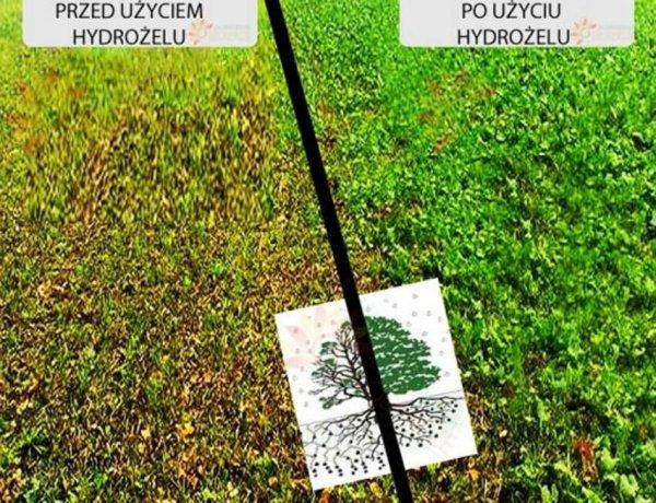hydrozel ogrodniczy jak stosowac
