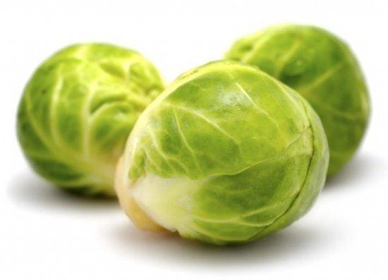 Kapusta brukselka Groninger  (Brassica oleracea L) 1g