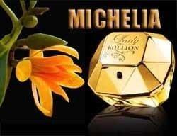 Piekny Michelia champaca Kwiat Perfum