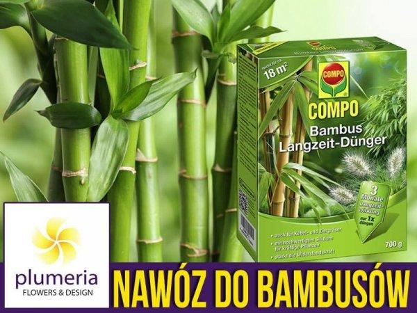 Długo działający nawóz do bambusów i traw ozdobnych
