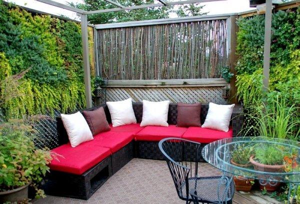 Pixel Garden w ogrodzie