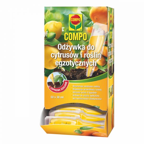 COMPO odżywka do roślin ezgotycznych i cytrusów
