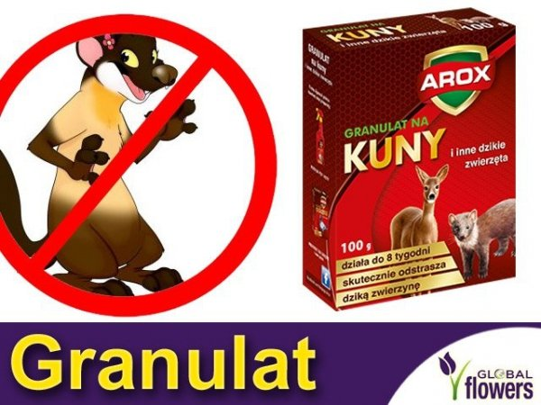Arox Granulat na dzikie zwierzęta 100g