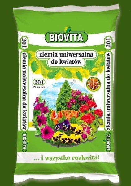 Ziemia uniwersalna do kwiatów 20L