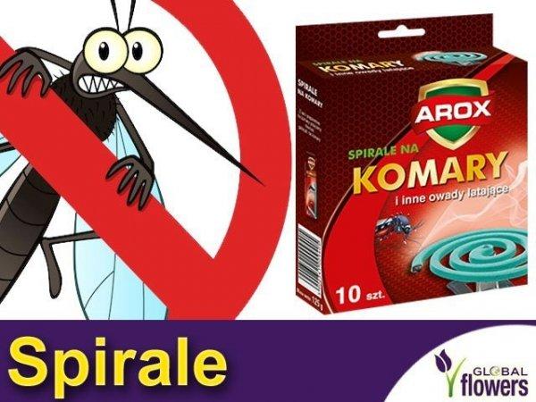 AROX Spirale na komary 10szt