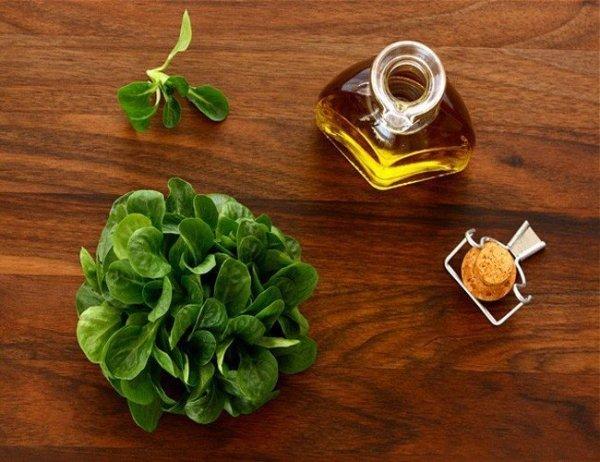 Roszponka Verte de cambrat  (Valerianella locusta) 2g