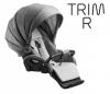 2018 TRIM R-linia  wózek wielofunkcyjny ( gondola+ spacerówka + fotelik KITE JEDO 0-13 KG)) + dodatki NOWOŚĆ jedo