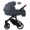 Nowa LUCA 3w1 ( gondola+spacerówka+fotelik) Bebetto