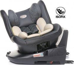 fotelik obrotowy ROLL-FIX  (tyłem i przodem) 0-18 kg isofix 4 BABY