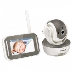 Cyfrowa NIANIA video ze sterowaną kamerą  VTECH BM4500