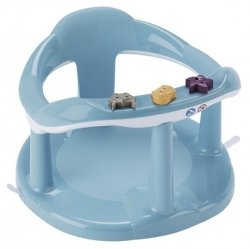 Krzesełko do kąpieli  AQUABABY THERMOBABY  kolor BLUE