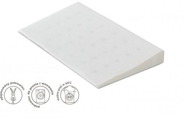 Poduszka KLIN + pokrowiec  40/60/7 cm firmy FIKI MIKI