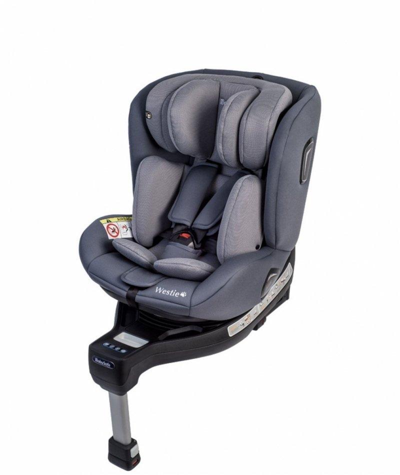 2021 fotelik samochodowy  Westie 2.0 isofix 0-18 kg BabySafe