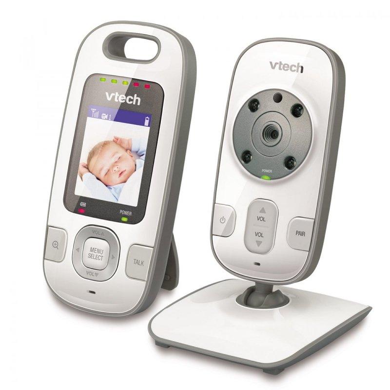 Cyfrowa Niania video VTECH BM2600 + 2 kamery