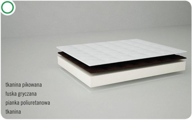 materac piankowo-gryczany GRYKO SEN  120/60  DANPOL