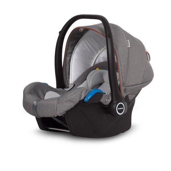 wózek wielofunkcyjny NATURE 3w1 ( stelaż+gondola++spacerówka+fotelik ) RIKO