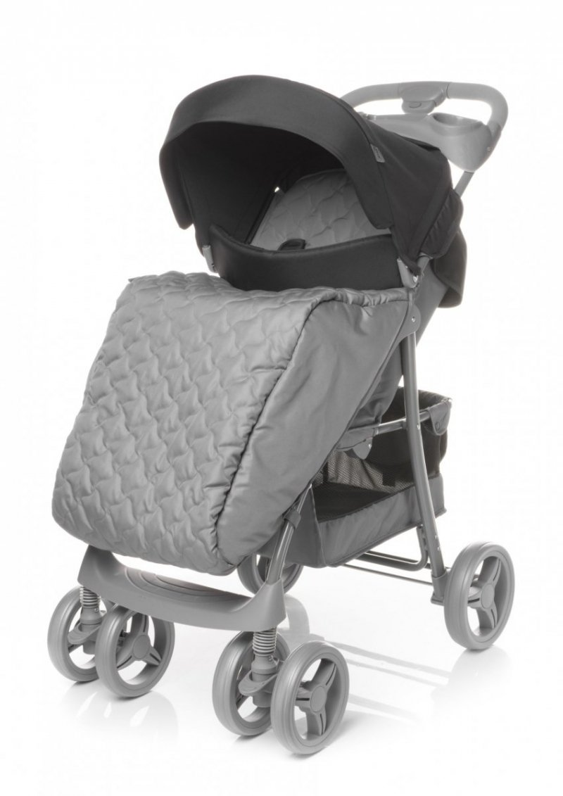 wózek spacerowy GUIDO  firmy 4 BABY + osłonka