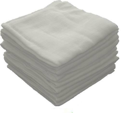 pielucha tetra biała  70/80  ( 20 sztuk)