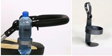 przydatny Uchwyt na butelkę do każdego modelu wózka